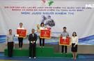 Sôi nổi Giải Vô địch Cúp các Câu lạc bộ Judo người khiếm thị 2021