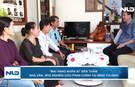 Mai Vàng nhân ái: Đến thăm nhà văn, nhà nghiên cứu Phan Chính tại Bình Thuận