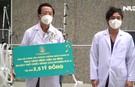 Trung tâm cấp cứu 115 và Bệnh viện An Bình tiếp nhận trang thiết bị hiện đại chống dịch