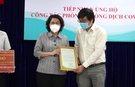 TP HCM tiếp nhận nhu yếu phẩm và vật tư y tế trị giá hơn 3 tỉ đồng