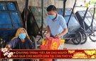 """Chương trình """"Tết ấm cho người vô gia cư"""" trao quà cho người dân tại Cần Thơ và Khánh Hòa"""