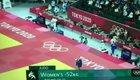 Olympic Tokyo: Thanh Thủy bị cựu vô địch châu Âu hạ chóng vánh ở hạng cân 52kg nữ môn Judo.