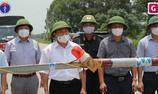 Bắc Giang bỡ bỏ cách ly xã hội 2 huyện Lục Nam và Yên Thế để chuyển trạng thái mới