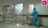 Một ngày của các điều dưỡng chăm sóc bệnh nhân mắc COVID-19