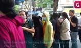 Người dân Thủ đô xếp hàng từ 5h sáng mua bánh trôi, bánh chay Tết Hàn Thực