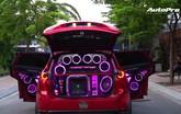 Mazda CX-5 độ dàn loa khủng, giá nửa tỷ đồng của dân chơi Vũng Tàu