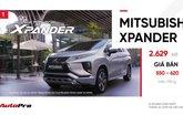 10 xe bán chạy nhất tháng 10/2019: Mitsubishi Xpander bất ngờ lật đổ ngôi vương Toyota Vios