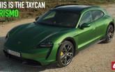 Porsche Taycan Cross Turismo chính thức chào sân: Mang chất thực tiễn vào xe thể thao