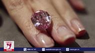 Đấu giá viên kim cương hồng tím siêu quý hiếm