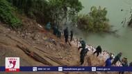 Thanh Hóa khắc phục sạt lở tuyến đê sông Bưởi