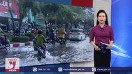 Bạc Liêu: Mưa lớn khiến nhiều nơi ngập nặng