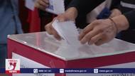 Truyền hình Thông tấn quyên góp ủng hộ đồng bào miền Trung