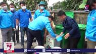 Tuổi trẻ Hải Dương xử lý ô nhiễm do rác thải sinh hoạt