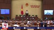 Quốc hội thảo luậnvề dự thảo Luật Bảo vệ môi trường
