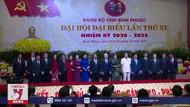Bế mạc Đại hội Đảng bộ Bình Phước lần thứ XI