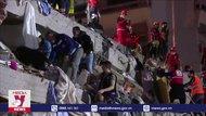 Thương vong tăng mạnh trong vụ động đất tại Thổ Nhĩ Kỳ và Hy Lạp