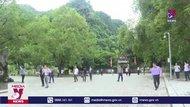 Đoàn đại biểu lãnh đạo TP Hà Nội dâng hương tại Cố đô Hoa Lư