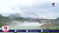 Thuỷ điện Tuyên Quang mở cửa xả đáy
