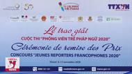 Vinh danh 13 tác phẩm Pháp ngữ xuất sắc