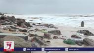 Quảng Bình: Bão Vamco làm 8 người bị thương, tốc mái hàng trăm ngôi nhà