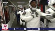 SpaceX đưa phi 4 hành gia NASA lên ISS