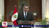 Tổng thống lâm thời Peru từ chức