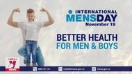Khuyến khích rèn luyện sức khỏe cho nam giới và các bé trai