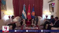 Việt Nam - Argentina tăng cường thúc đẩy hợp tác song phương