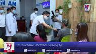 Kiểm tra công tác phòng, chống dịchCOVID-19 tại Long An