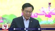 Bí thư Thành ủy Hà Nội làm việc với huyện Đông Anh