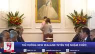 Thủ tướng New Zealand tuyên thệ nhậm chức