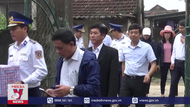 Bộ Tư lệnh Vùng Cảnh sát biển tặng quà tại Hà Tĩnh, Quảng Bình