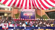 Khai mạc cuộc thi tiếng Anh Quốc tế