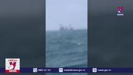 Tàu Panama bị chìm tại Bình Thuận
