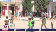 Lai Châu phòng chống rét giữ ấm cho học sinh vùng cao