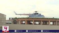 Sân bay cấp cứu đầu tiên chính thức đi vào hoạt động