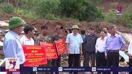 Đắk Lắk hỗ trợ các gia đình có nhà bị sập hoàn toàn do mưa lũ
