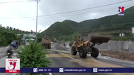Khánh Hòa khắc phục các tuyến đường hư hỏng do mưa lũ