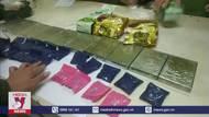 Bắt hai đối tượng, thu giữ 11 bánh heroin tại Nghệ An