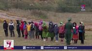 Người lính biên phòng Hà Giang tham gia chống dịch