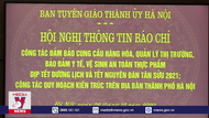 Hà Nội đảm bảo bình ổn và an toàn thực phẩm dịp Tết