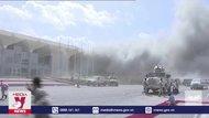 Nổ lớn tại sân bay ở Yemen