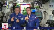 Thông điệp Năm mới của các phi hành gia từ ISS