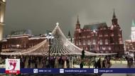 Người dân Nga đón Tết Dương lịch 2021