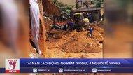 Phú Thọ: Tai nạn lao động nghiệm trọng, 4 công nhân tử vong