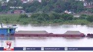 Cảnh báo lũ trên sông Hồng
