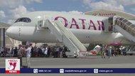 Qatar Airways được chính phủ cứu trợ gần 2 tỷ USD