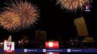 Các nước châu Á cùng nhau đón Năm mới