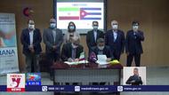 Cuba chuyển giao công nghệ vaccine COVID-19 cho Iran