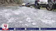 Các phương tiện không di chuyển được qua đèo Ô Quý Hồ